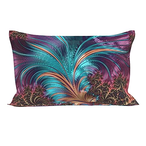 Feather Fractal Art Chair Cushions, Car Cushions, Interior Decorations. Can Be Used In Any Room-Bedroom, Guest Room, Children's Room, Recreational Vehicle, Vacation