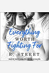 Everything Worth Fighting for Audio CD