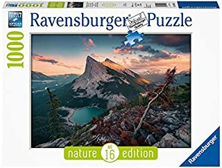 Best Ravensburger 15011 Wildlife Evening in The Rocky Mountains, Multicoloured, One Size Review