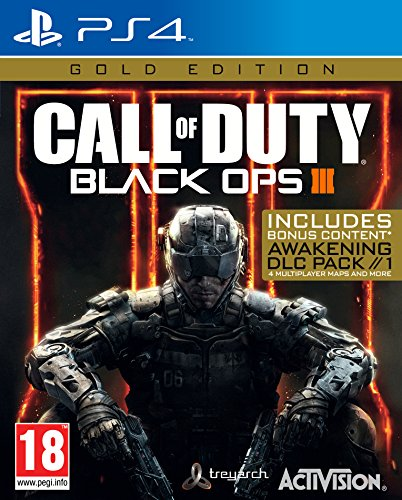 Call of Duty: Black Ops Iii - Gold Edition PS4 [