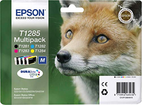 Cartuchos De Tinta Epson DURABrite Ultra Multipack