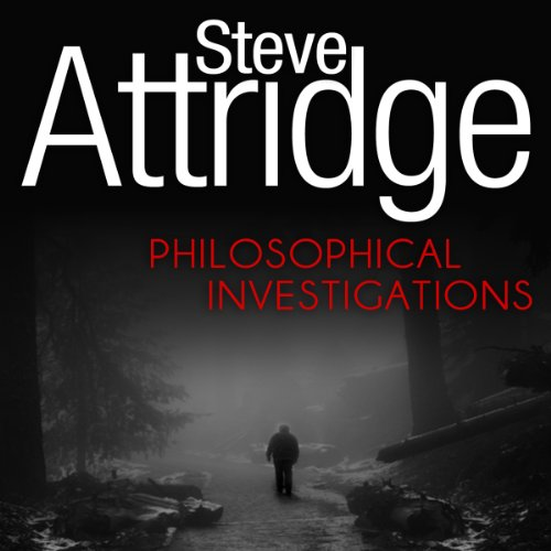 Philosophical Investigations audiobook cover art