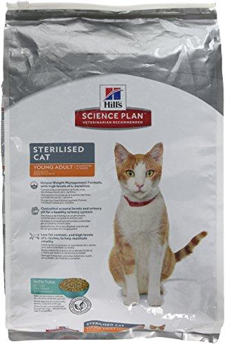 Hill's cibo secco per gattini sterilizzati