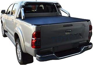 ClipOn Ute/Tonneau Cover for Toyota Hilux SR5 A-Deck (Apr 2005 to Sept 2015) Double Cab suits Factory Sports Bars