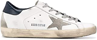 Golden Goose Luxury Fashion Donna GWF00102F00031110270 Bianco Pelle Sneakers | Stagione Permanente