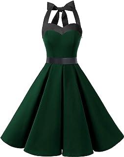 75b7d088653 Dresstells Version3.0 Vintage 1950 s Audrey Hepburn pin-up Robe de soirée  Cocktail