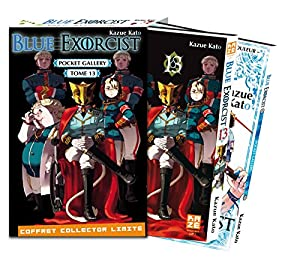 Blue Exorcist Coffret collector Tome 13 + Pocket Gallery