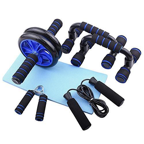 Honghaier - Rodillo de entrenamiento para ejercicios musculares (6 unidades)