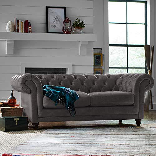 Stone-Beam-Bradbury-Chesterfield-Tufted-Sofa-Couch