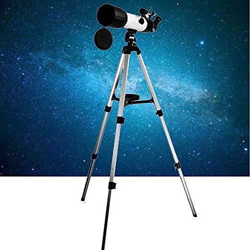 IF.HLMF Telescopio Pratico telescopio catadiottrico Obiettivo Oversize da 3,54 Pollici con telescopio Spaziale monoculare da Esterno con treppiede, telescopio di ingrandimento Trasparente,