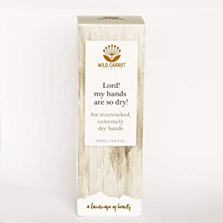 Lord! My hands are so dry! Wild Carrot Herbals 200 mL Liquid