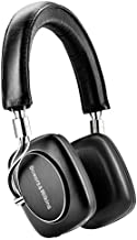 Bowers & Wilkins P5 Wireless Bluetooth On-Ear Headphones, Black