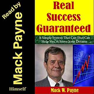 Real Success Guaranteed audiobook cover art