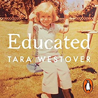 Educated                   Written by:                                                                                                                                 Tara Westover                               Narrated by:                                                                                                                                 Julia Whelan                      Length: 12 hrs and 10 mins     103 ratings     Overall 4.7