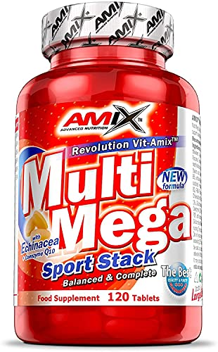 AMIX - Complejo Vitamínico - Multi Mega...