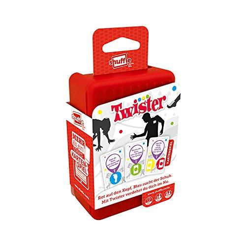ASS Altenburger 22503062 - Shuffle Twister, Kartenspiel