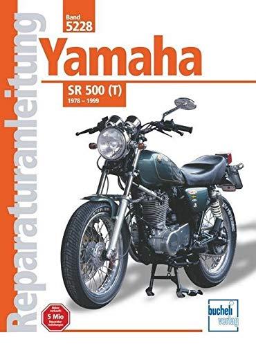 Yamaha SR 500 (T) (Reparaturanleitungen)