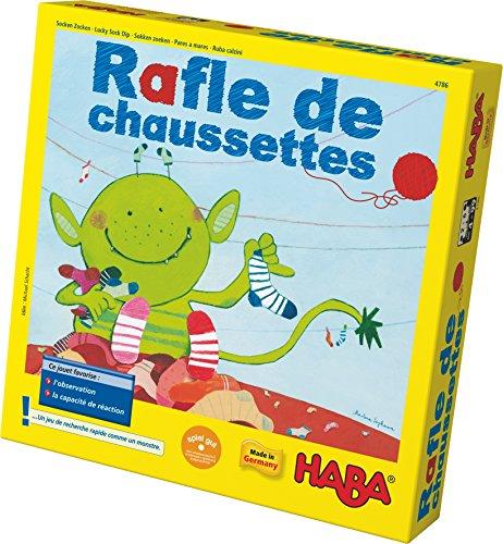 HABA-004786 Rafle de Chaussettes, 004786