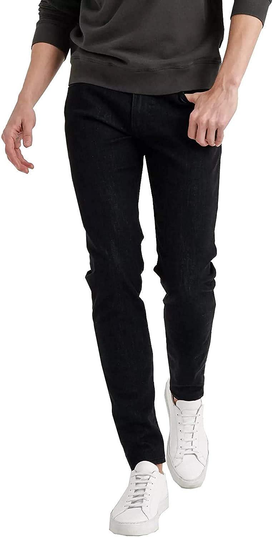 Lucky Brand Men's 7MD10357 105 Slim Taper Jeans, Gunther