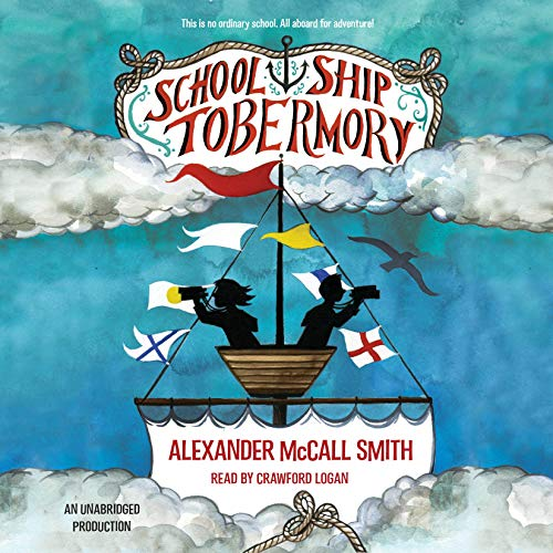 School Ship Tobermory audiobook cover art