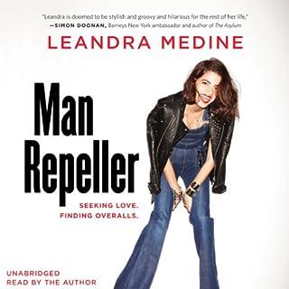 Man Repeller audiobook cover art