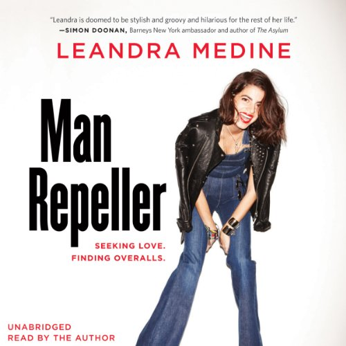 Man Repeller audiobook cover art