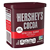 HERSHEY'S SPECIAL DARK Cocoa, 8 Oz (Pack of 4)