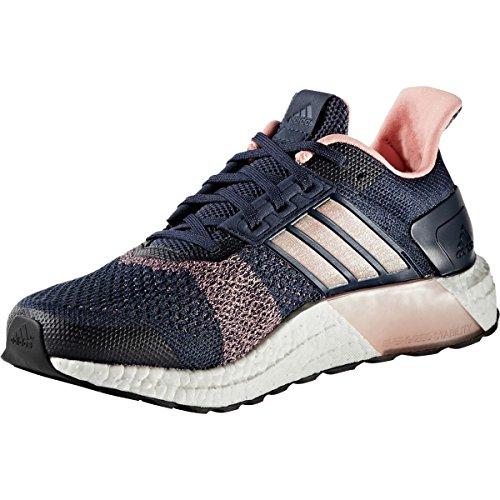 adidas Ultraboost ST Running Shoe - Women's Midnight Grey/Still Breeze, 7.5