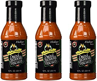 Anchor Bar Sauce Wing Original 12 oz (Pack of 3)