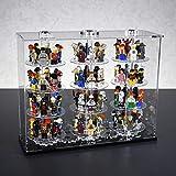 TripleTower Vitrine für 96 eurer Lego® Figuren 32-32-32