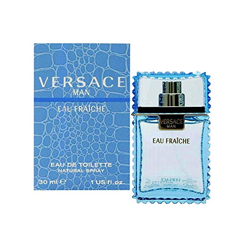Versace Man Eau Fraiche Eau de toilette spray 30 ml Uomo