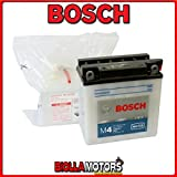 0092M4F250 BATTERIA BOSCH YB9-B CON ACIDO YB9B MOTO SCOOTER QUAD CROSS