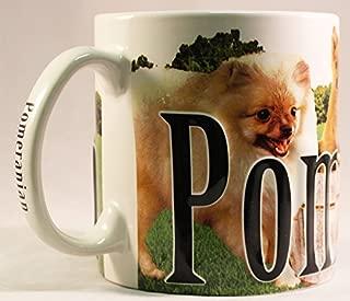 Pomeranian - 18 Oz. Coffee Mug