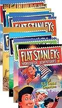 Flat Stanley's Worldwide Adventures, Books 1-9