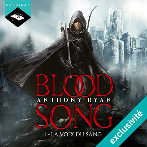 Couverture de La Voix du sang (Blood Song 1)