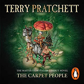 The Carpet People cover art