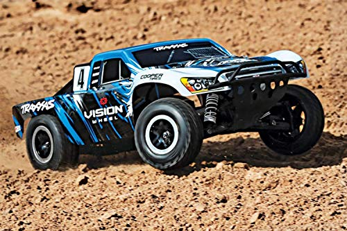 RC Auto kaufen Short Course Truck Bild 5: Traxxas RC Short Course Truck Slash 4x4 VXL Vision RTR*