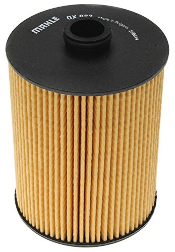 Price comparison product image MAHLE Original OX 983D ECO Engine Oil Filter