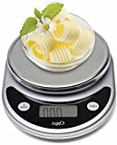 Ozeri Pronto Digital Multifunction Kitchen and Food Scale, Elegant Black nutrition scale May, 2021