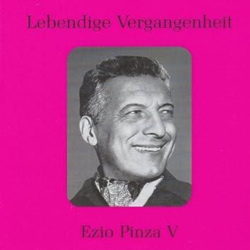 Lebendige Vergangenheit - Ezio Pinza (Vol.5)
