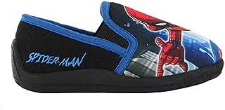 Spiderman Marvel Comics Boys Slippers