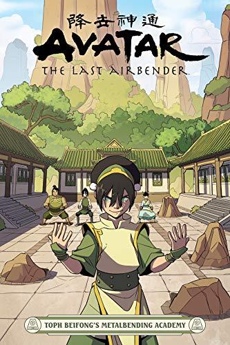 Avatar: The Last Airbender - Toph Beifong's Metalbending...