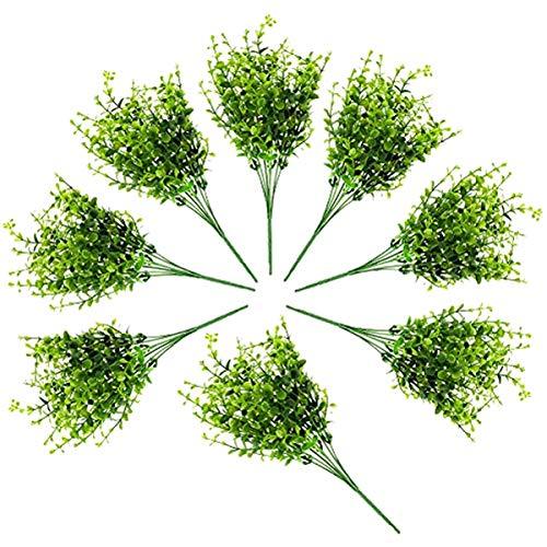 Plastique Verdure Guirlande de Feuilles de tiges pour Usage int/érieur et ext/érieur Ornements Home Decor Bulary Faux Plante /à Suspendre Faux artificielles /à Suspendre de Vigne