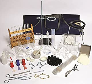 Deluxe Chemistry Hardware Assortment w/60+ Pieces