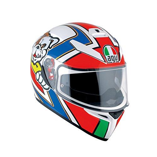 AGV Casco Moto Integrale K-3 Sv E2205 Multi Plk, Marini, Taglia L