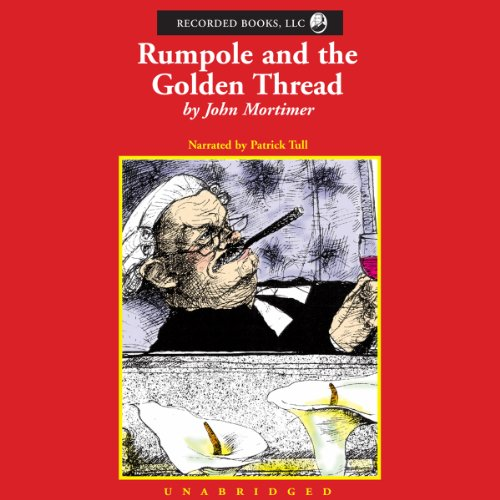 Rumpole and the Golden Thread cover art
