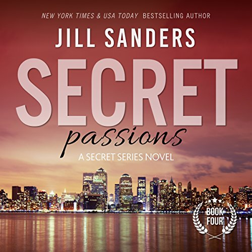 Secret Passions audiobook cover art