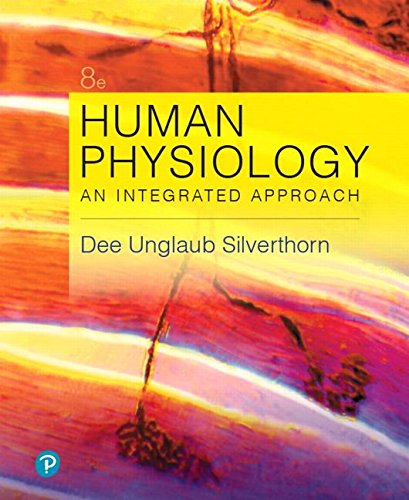 Human Physiology: An Integrated Approach (8th Edition)