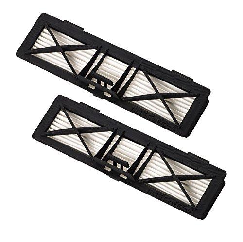Neato 945-0215 Accessoire d'Aspirateur sans Sac Filtre Ultra Performance pour Botvac D Séries Pack de 2