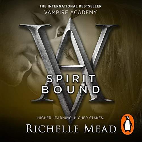 Vampire Academy: Spirit Bound cover art